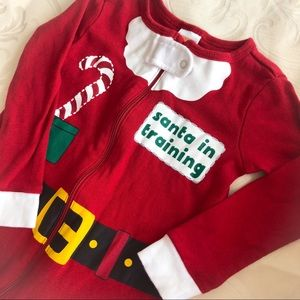 Santa in training - Jumpsuit